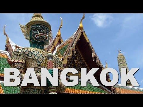 Bangkok, Thailand's Bustling Capital