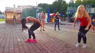Πρόβα χορεύτριες Μπρέτσκι