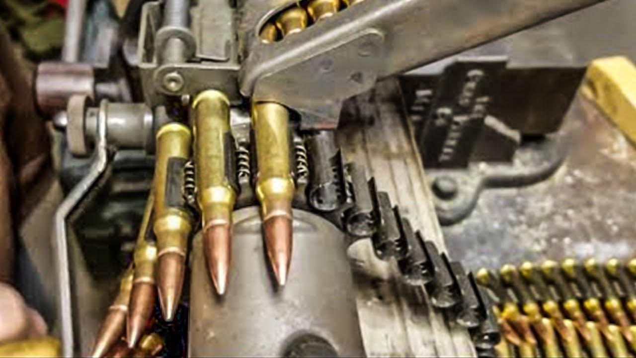 Incredible powerful bullet manufacturing process & other exciting production methods