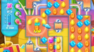 Candy Crush Soda Saga Level 1466 - NO BOOSTERS
