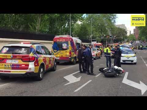 El motorista fallecido en Madrid era escolta de Rajoy