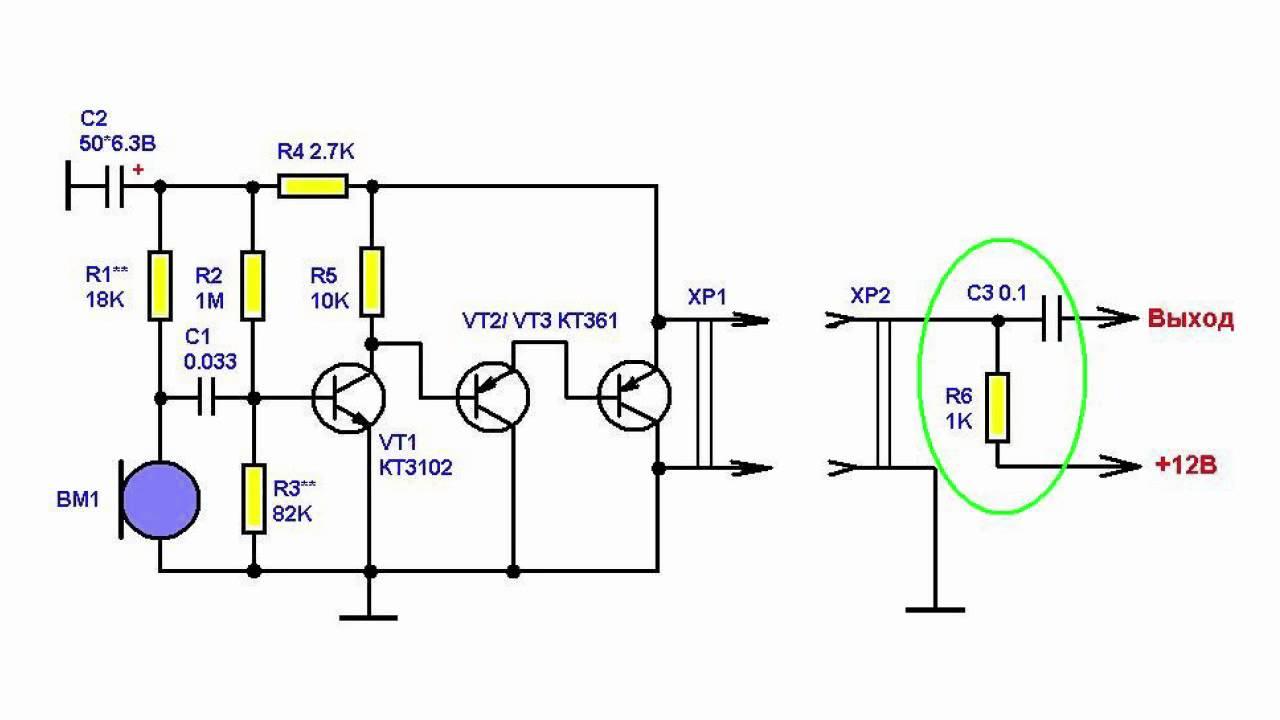 Схемы усилителей мощности на транзисторах самодельные УНЧ