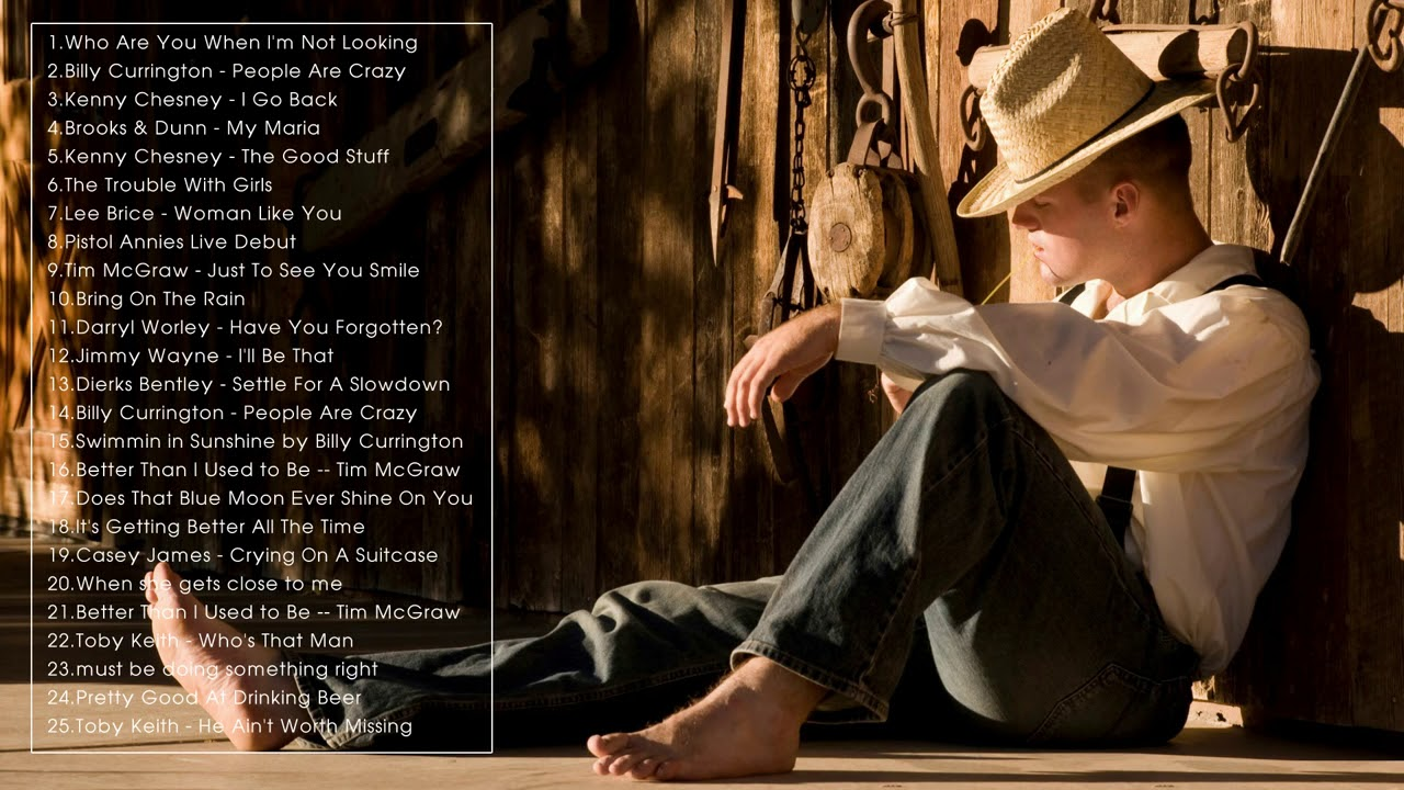 Download Best Country Songs For Relaxing - Relaxing Country Music Playlist