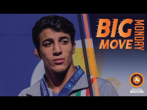 Big Move Monday -- GERAEI (IRI) -- 2017 World C'ships
