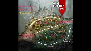 Vainglory 5v5 New Gameplay is Update