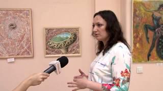 """выставка ART-NOUVEAU """"Вільні  Божевільні"""" г. Черновцы"""
