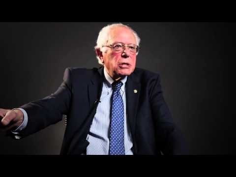 Bernie Sanders on Basic Income