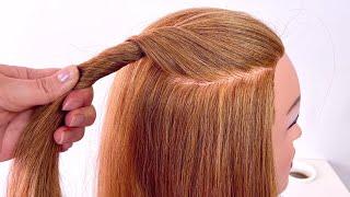 5 Причесок на длинные волосы