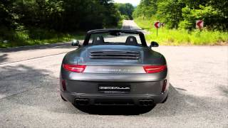 Gemballa Porsche 991 Carrera S 2013 Videos