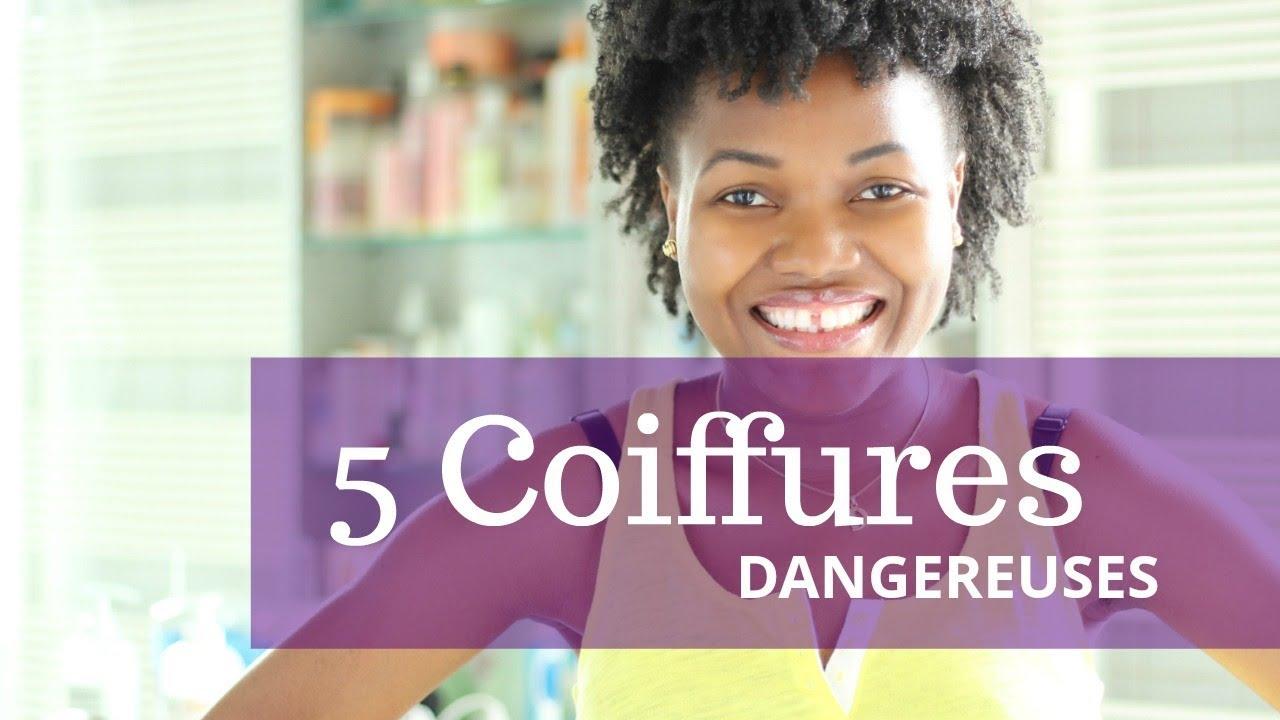 5 Coiffures Pour Cheveux Crepus A Revoir Les Coiffures Africaines