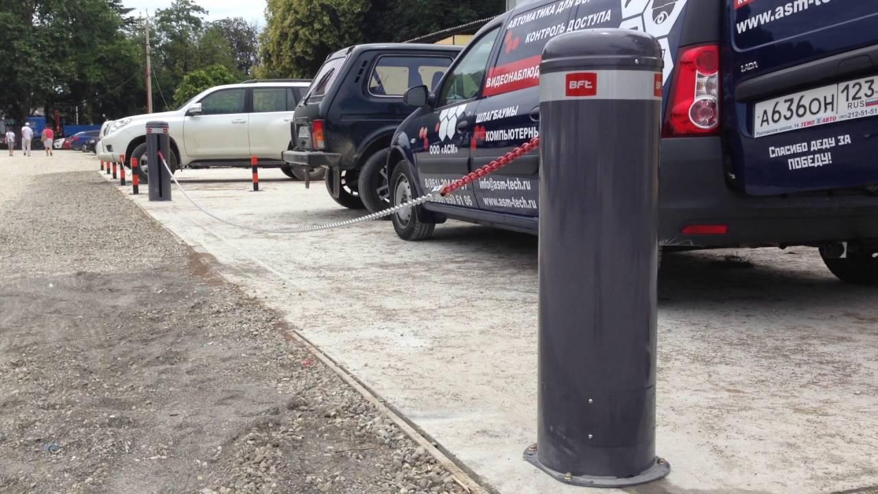Интернет-магазин «паркинг град» предлагает купить парковочные столбики от производителя с доставкой по россии. Посмотреть ассортимент столбиков для ограждения парковки и сделать заказ можно с сайта.