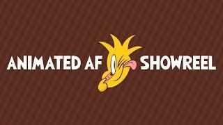 Animé AF Showreel