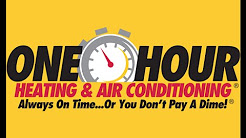 Family Owned 1 Hour Air Conditioning Repair Tarpon Springs FL