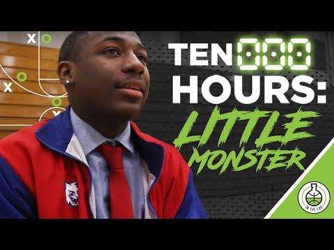 Ten000Hours - Little Monster Feat. 5'8 Darrion Trammell
