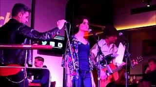 Ana billa en Hard Rock Cafe Barcelona