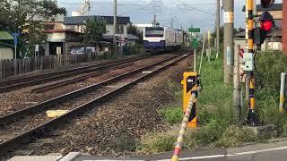 キハ48形五能線快速クルージングトレイン6号秋田行き