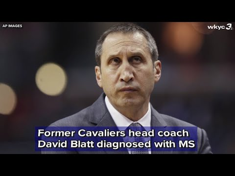 Former Cleveland Cavaliers coach David Blatt diagnosed with MS