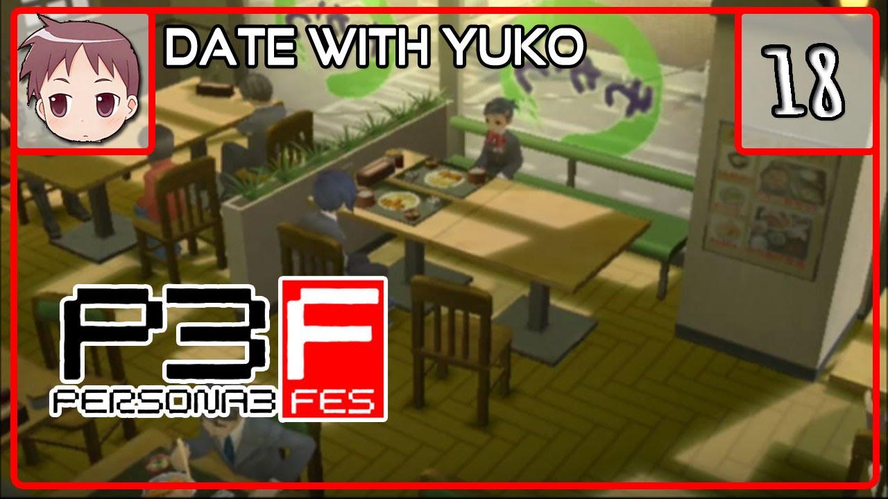 dating yuko persona 3