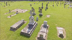 Drone video - Coonhill Cemetery, Chumuckla, Fl.