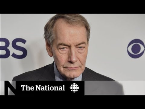 Charlie Rose suspended for inappropriate behaviour