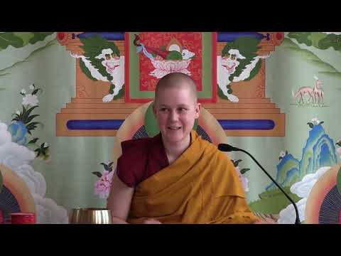 33 Approaching the Buddhist Path: Review of Fear Anger and Disillusionment 04-05-19