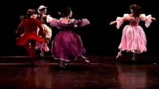 Baroque Dance: Gavotte a 4