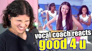 Download Vocal Coach Reacts to Olivia Rodrigo - good 4 u