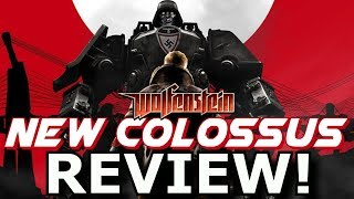 Wolfenstein II: New Colossus Review! BEST FPS EVER?! (PS4/Xbox One)