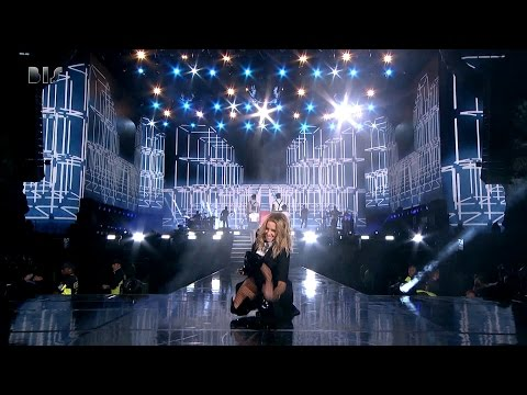Kylie Minogue - Into The Blue (British Summer Time 2015)