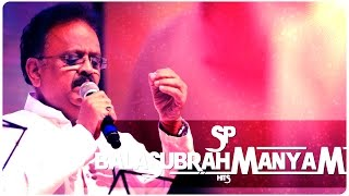 SPB Kannada Hits | S. P. Balasubrahmanyam Birthday Special | Video Songs HD