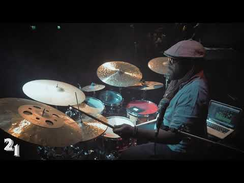 Robert 'Sput' Searight - Actual Proof (21 Drums 2019)