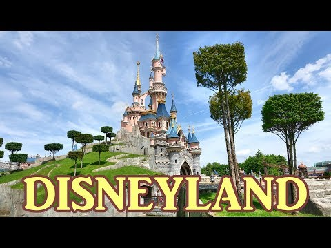 DISNEYLAND - PARIS 2019 4K