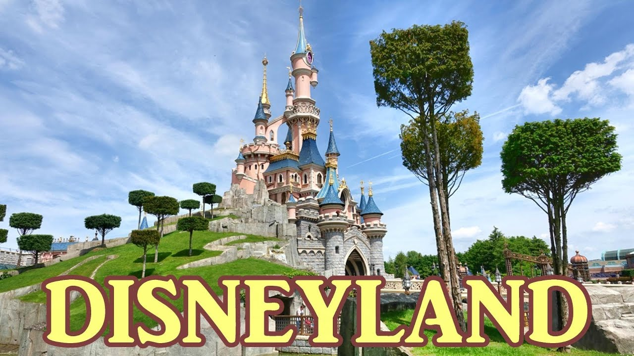 Disneyland Paris 4k Youtube