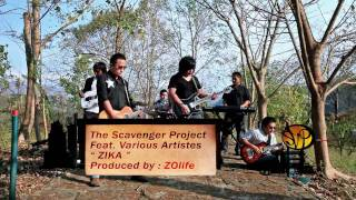 The Scavenger Project featuring Various Artistes - Zika  Mizo Official music video