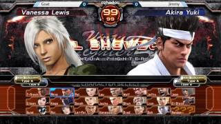 Virtua Fighter 5 Final Showdown 2017 War Games - York Street Battles #48