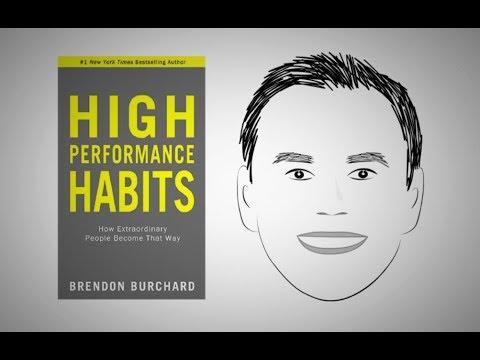 High Performance Habits YouTube Hörbuch Trailer auf Deutsch