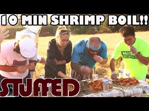 Ultra Spicy Shrimp Boil Competition - STUFFED Ep. 5