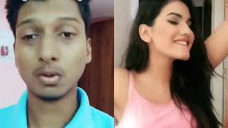 Musical.ly #VIDEO #SalmanKhan #MOVIE VideoSong #AajaSaamHoneAayi #BestOf Funny Video #1kviews
