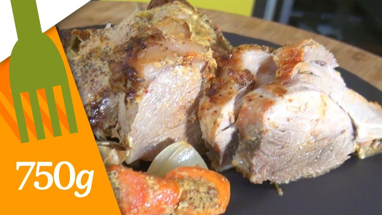 Recette de palette de porc la diable 750 grammes youtube - Cuisiner la palette de porc ...