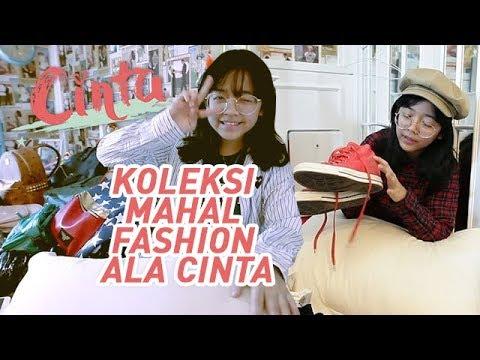 CINTA KUYA | Koleksi mahal fashion ala Cinta
