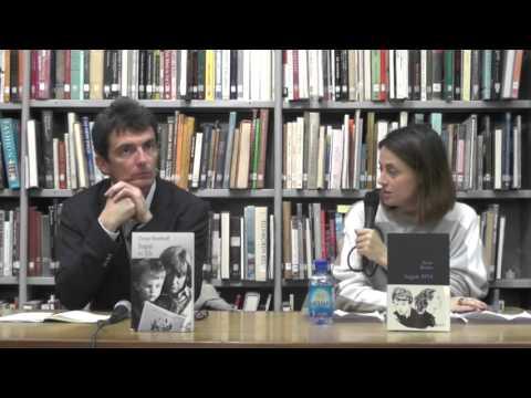 Anne Berest & Denis Westhoff @ The American Library in Paris | 18 November 2015