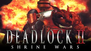 Deadlock II: Shrine Wars - Night Dive Studios Trailer