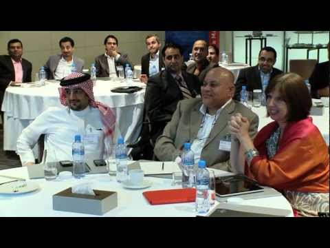 EO Bahrain - Lateral Thinking Seminar with Nicola Tyler