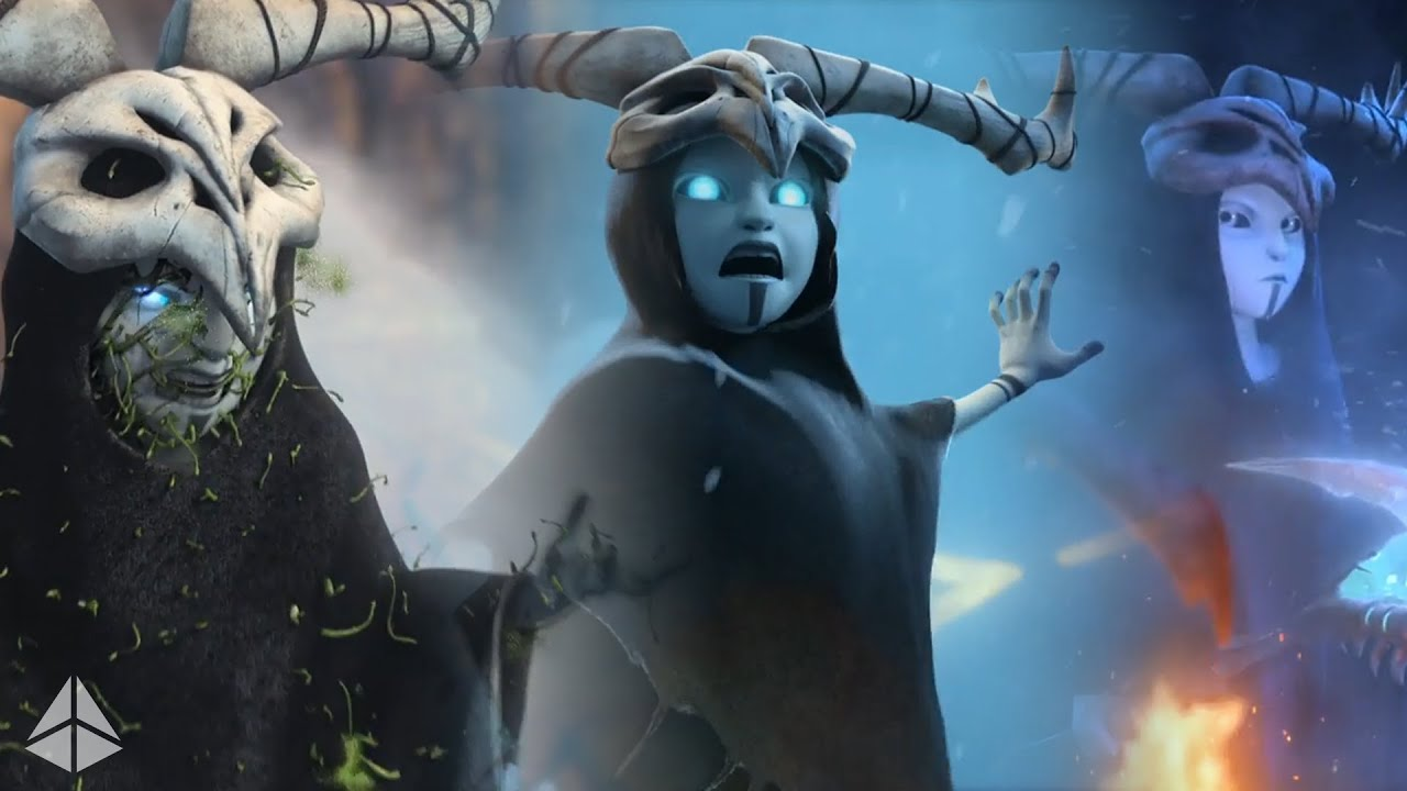 Download All Skrael Phrases Ever   Wizards: Tales of Arcadia   Trollhunters: Rise of the Titans