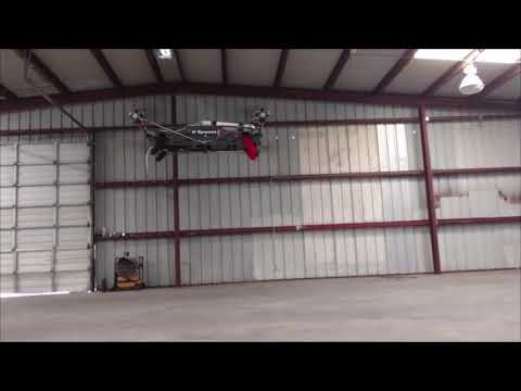 HYCOPTER - Multi Rotor UAV Powered by HES Energy Systems