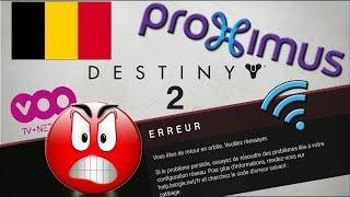 Destiny 2 I Trucs et astuces : 3 I Eviter le code erreur Cabbage/Moose I Solution I By Goliath 3G