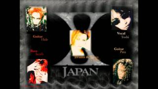 X Japan ~Scarlet Love Song~ BUDDHA MIX ENGLISH LYRICS