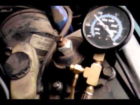 ford mustang  fuel pressure dance  surge youtube