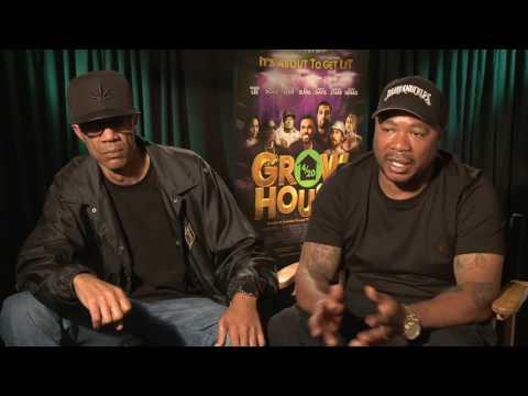 Dj Pooh and Xzibit talk California Weed Culture