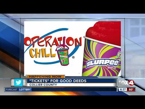 'Operation Chill' underway in Collier County